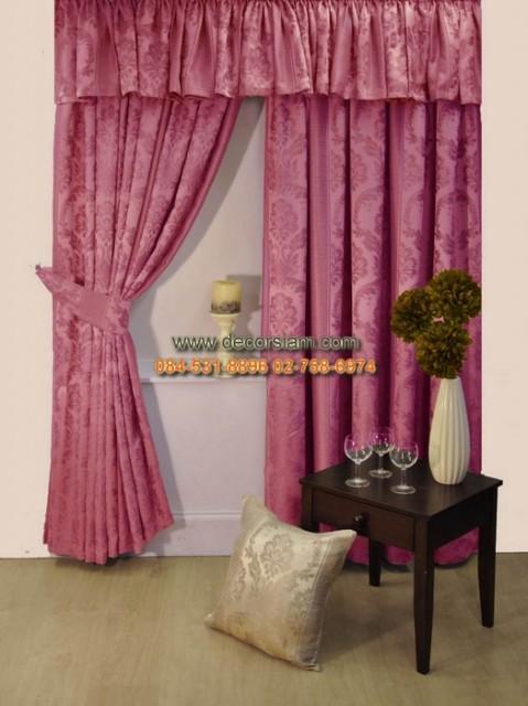 Damask-Curtain-Design