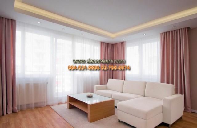 Model Gorden Rumah Minimalis Warna Pastel
