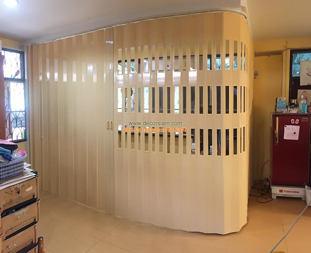 ฉากกั้นห้องแบบญี่ปุ่น เพิ่มความเป็นระเบียบภายในบ้าน